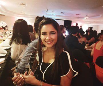 Rheea awarded prestigious CISA International Student of the Year