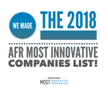 Box Hill Institute has made the 2018 AFR Most Innovative Companies List