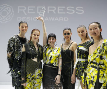 BHI Student First Ever to Win World's Largest Sustainable Fashion Award