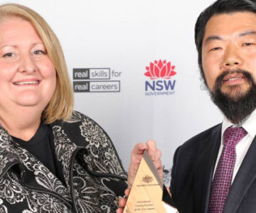 Box Hill Institute Group Wins 2018 International Training Provider of The Year