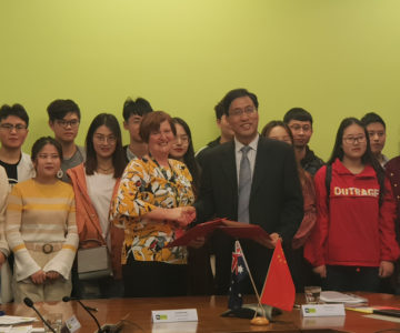 Box Hill Institute Strengthens Ties to China