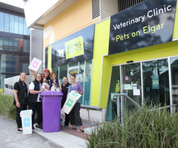 Pets on Elgar Becomes Furry Sustainable