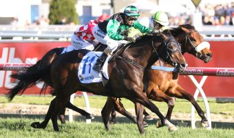 Super Cash Chases Robert Sangster Stakes 2018