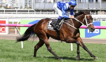 Winx is 1 of 6 Waller horses in 2018 Chipping Norton Stakes