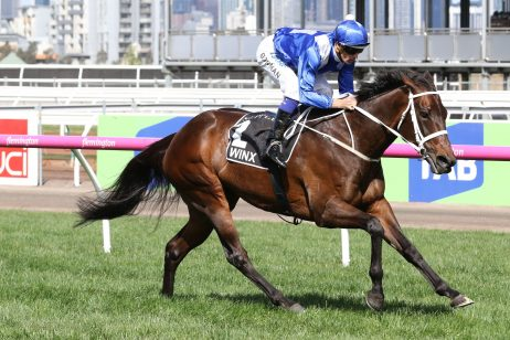 Why Isn't Winx In The 2017 Caulfield Cup?