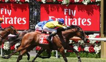 Oohood Kicks off 2018 Blue Diamond Stakes Bid