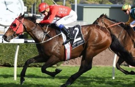 2018 Black Caviar Lightning Stakes Results: Redkirk Warrior Wins