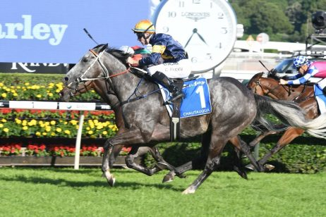 Chautauqua stands in the gates again, future to be decided in the stewards' room