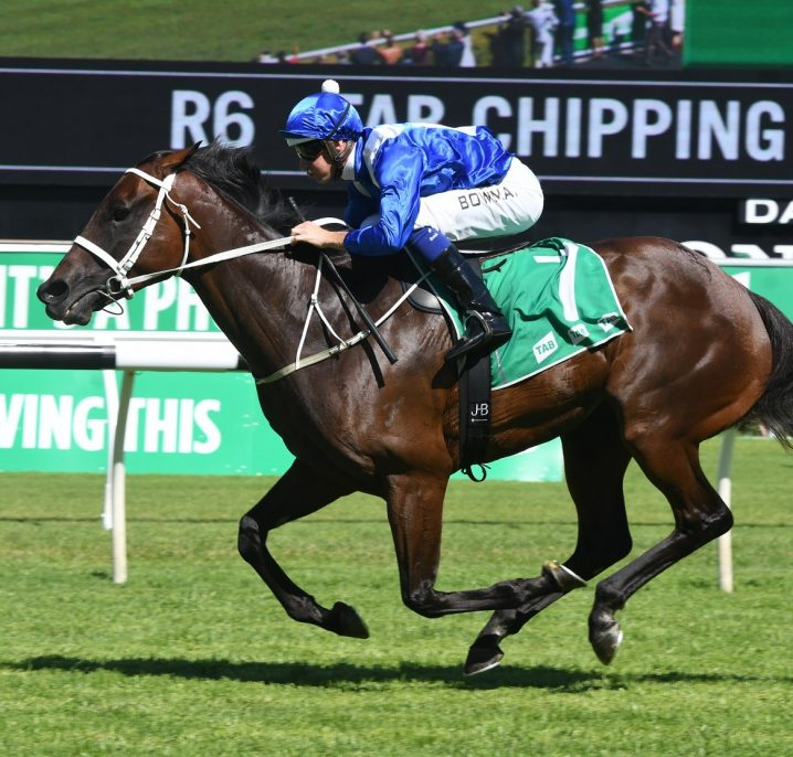 2018 George Ryder Stakes Field: 5 rivals for Winx