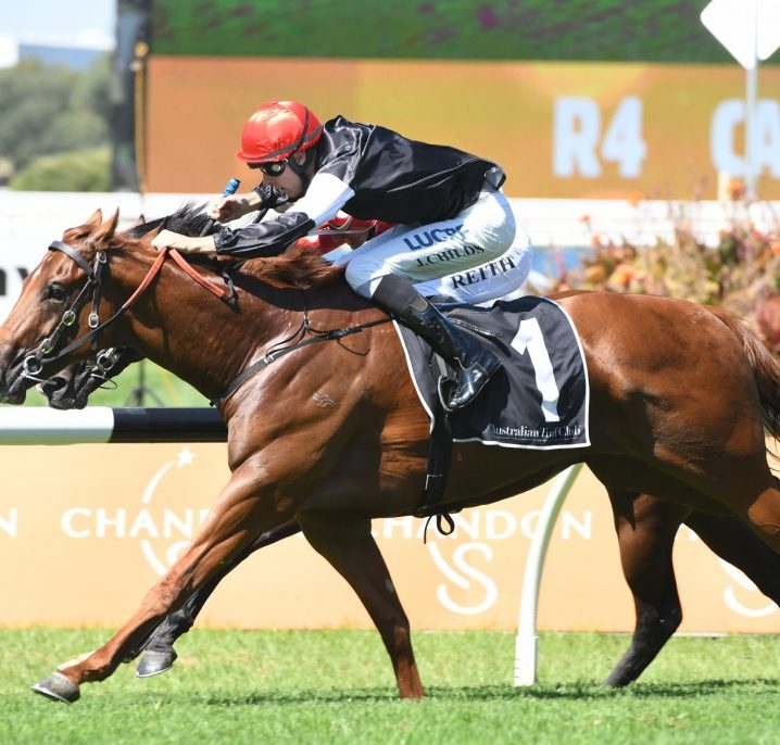 Pago Pago Stakes Winner Written By Into Golden Slipper