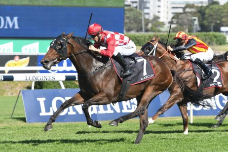 2018 Arrowfield 3YO Sprint Winner Catchy Onto Robert Sangster Stakes