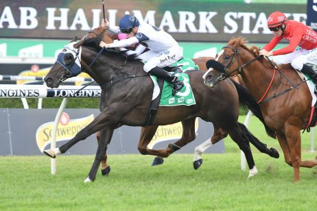 Hall Mark Stakes 2018 Results: Burning Passion Fights Back To Win