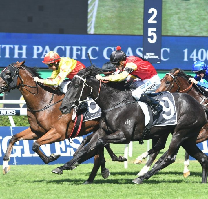 California Turbo Charges To 2018 Queensland Derby Via Gunsynd