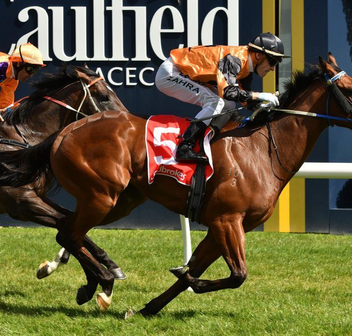Legless Veuve Best Fresh in Robert Sangster Stakes 2018