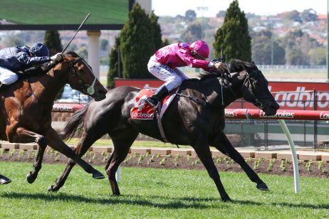 Let's Elope Favourite Merriest Hoping For First Flemington, Group 2 Success