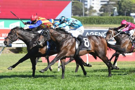 Siege of Quebec Claims Bold Bill Ritchie Win Ahead of the Epsom