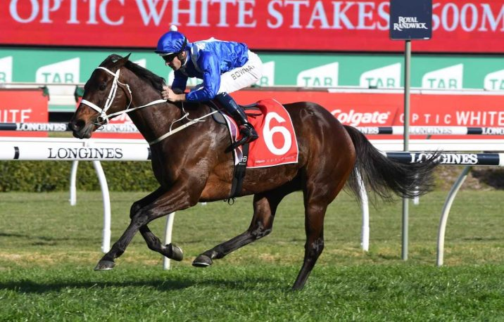 No Surprises: Winx Makes It 27 Straight With 3rd George Main Stakes Victory