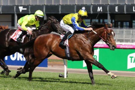 UCI Stakes Results: Extra Brut Looks Extra Promising as New Victoria Derby Favourite