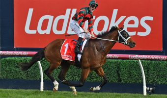 2018 Ladbrokes Caulfield Guineas Results: The Autumn Sun Wins