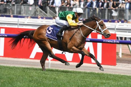 Shillelagh Claims One for the Kiwis in Empire Rose Stakes