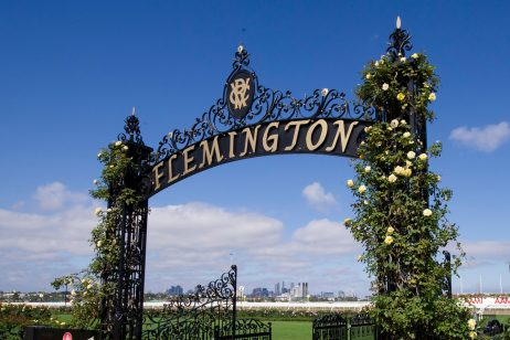 Melbourne Cup Track Update: Flemington Downgraded to Heavy 8
