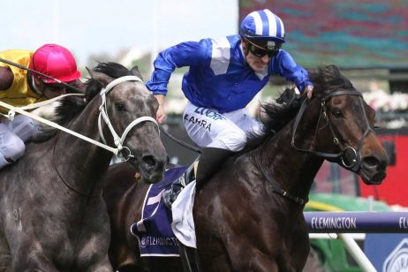 Queen Elizabeth Winner Jaameh Sets Sights on 2019 Melbourne Cup