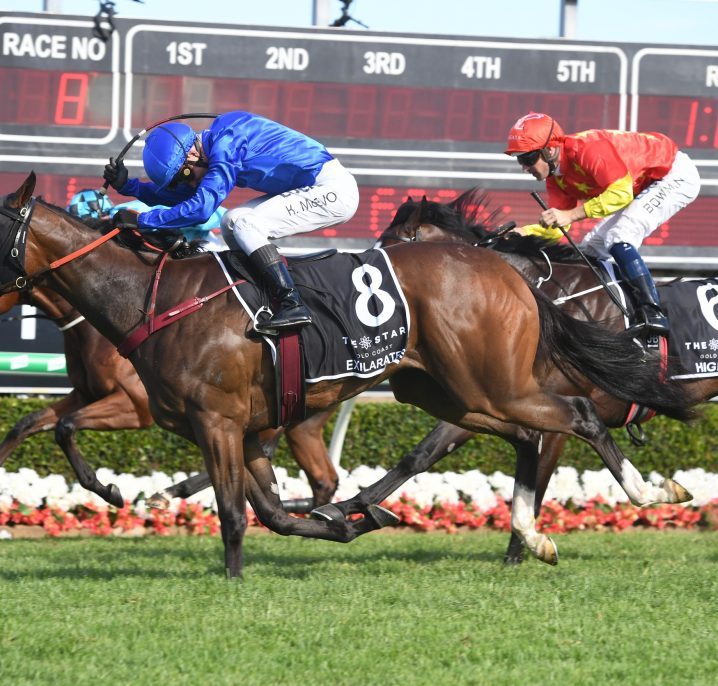 Magic Millions 2YO Classic Results: Exhilarates Shines for Godolphin