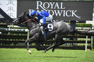 Tenley Firms in Golden Slipper Betting Following Strong Come from Behind Win