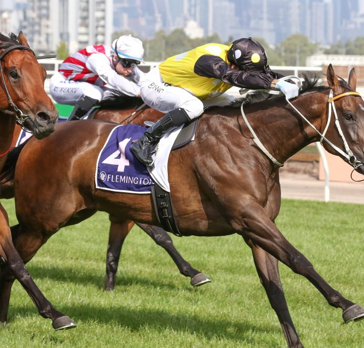 Black Caviar Lightning Stakes: In Her Time Wins First-Up