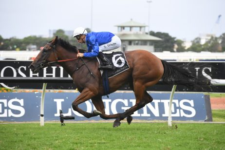 James Cummings Expects Alizee to Run a Strong Race in the Futurity