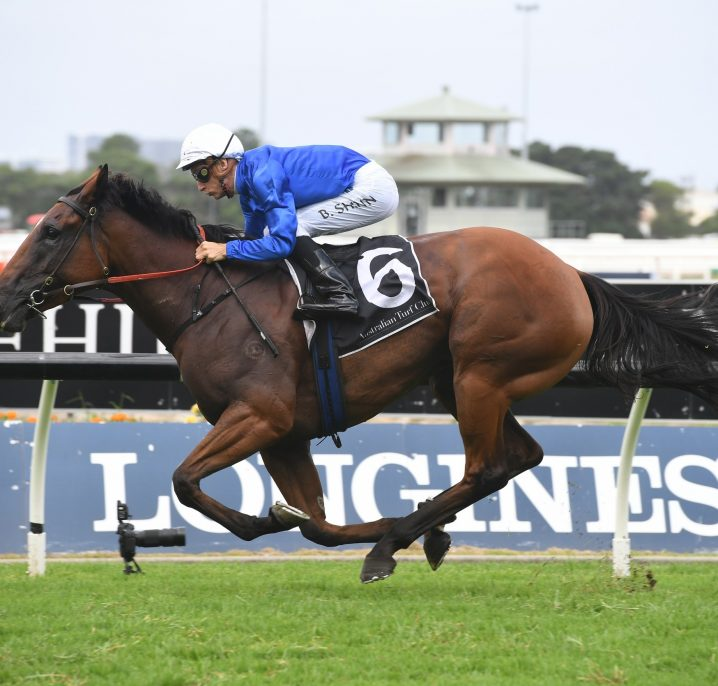 2020 Expressway Stakes Field: Alizee Faces 9 Rivals at Randwick