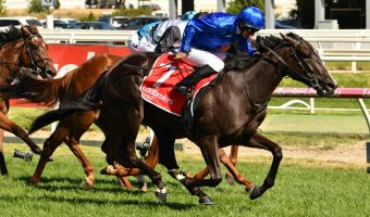 Ladbrokes Blue Diamond Stakes: Lyre Caps Off Huge Day for Godolphin