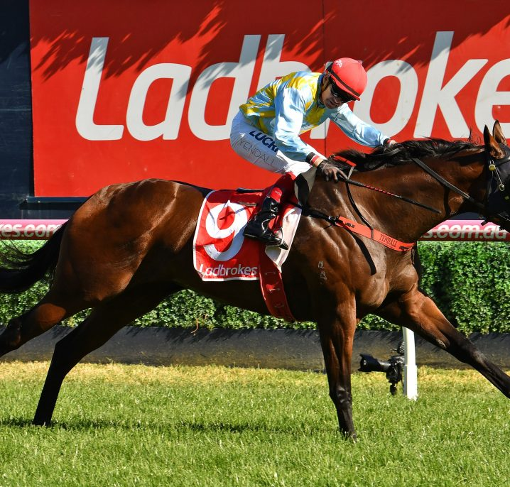 Booker Upsets the Field in 2019 Ladbrokes Oakleigh Plate