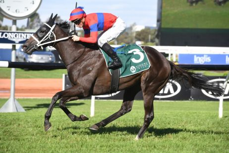 Vinery Stakes Winner Verry Elleegant Heads Australian Oaks Market