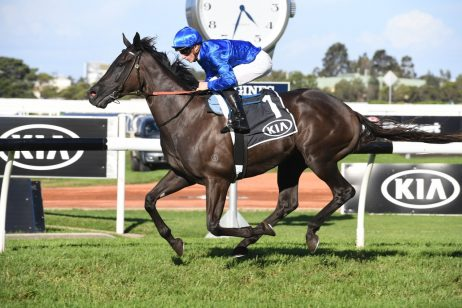 2019 Tancred Stakes: Avilius Does it Again for Team Godolphin