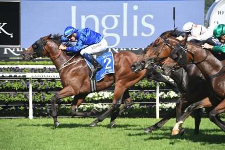 Inglis Sires' Winner Microphone Adds Another for Godolphin