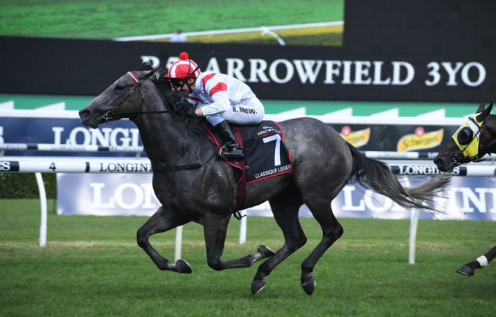 Classique Legend Wins 2019 Arrowfield Sprint