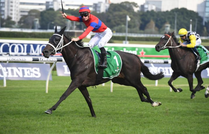 Chis Waller Claims Verry Elleegant Third Australian Oaks Victory