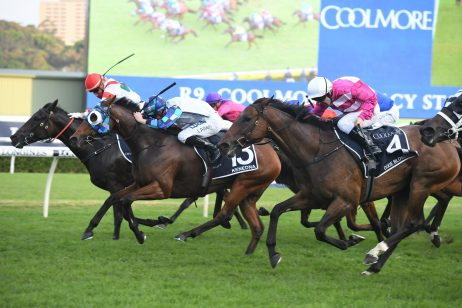 Kenedna Wins the 2019 Coolmore Legacy Stakes for Ciaron Maher