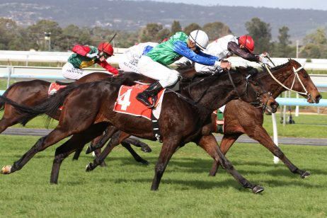 Newham Continues Winning Ways Ahead of Queensland Oaks