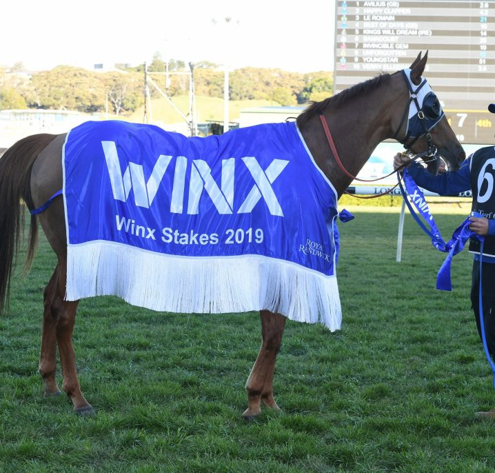 Upset Winx Stakes 2019 Winner Samadoubt Beats Happy Clapper
