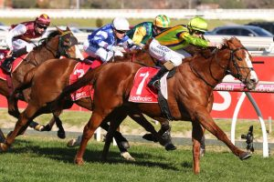 Upset The Heath Results: Crystal Dreamer Wins The Everest Lead-Up