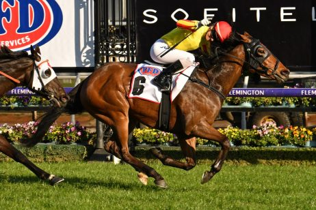 2020 Strickland Stakes Field & Betting: Perfect Jewel Narrow Favourite