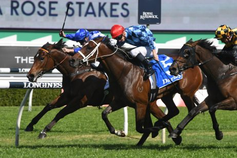 Flight Stakes Odds Firm on Tea Rose Stakes 2019 Winner Funstar
