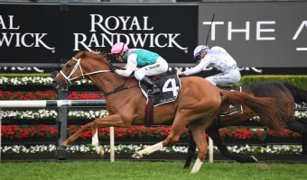 Melbourne Cup 2019 Hope Finche Wins Kingston Town Stakes