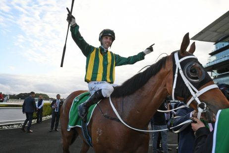 Chris Waller Makes History as Come Play With Me Wins The Metropolitan