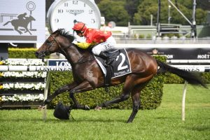 Roman Consul Results: Cosmic Force Wins on Way to Coolmore Stud Stakes