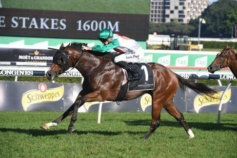 Castelvecchio Tops 2020 Australian Derby Field & Betting