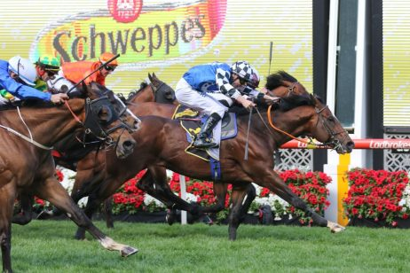 Chief Ironside Comes Out on Top in 2019 Crystal Mile
