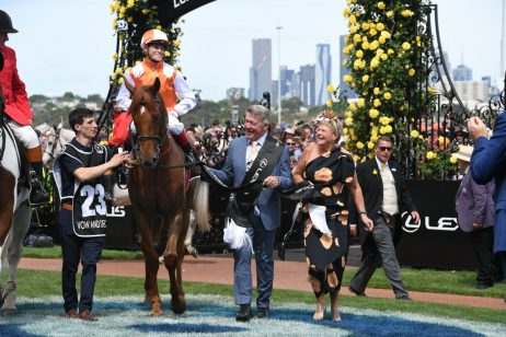 Vow And Declare is the 2019 Melbourne Cup Winner